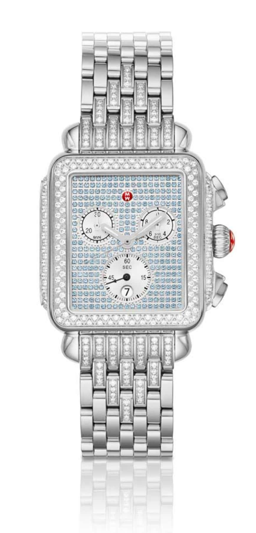 Limited-edition Deco Sapphire